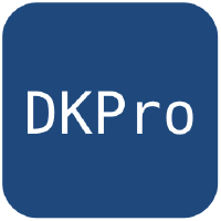 DKPro – Getting things done in NLP