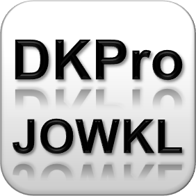 DKPro JOWKL – Getting things done in NLP