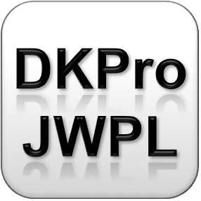 DKPro JWPL – DKPro JWPL and the Wikipedia Revision Toolkit